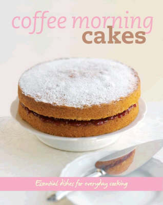 Coffee Morning Cakes (Paperback)
