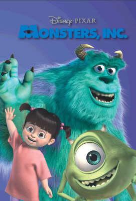 """Disney """"Monsters"""" (Hardback)"""