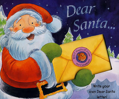 Dear Santa (Hardback)