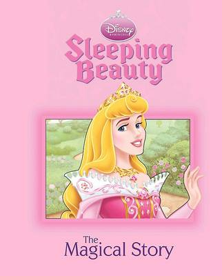 """Disney Magical Story: """"Aurora and the Diamond Crown"""" (Paperback)"""