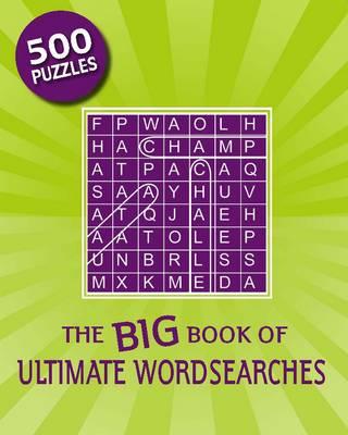 Wordsearch - Puzzles S. (Spiral bound)