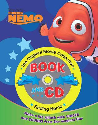 """Disney Book and CD: """"Finding Nemo"""""""