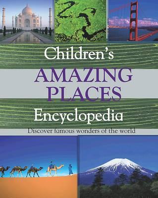 Reference 8+: Amazing Places (Hardback)