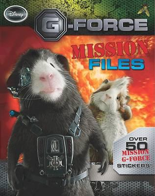 "Disney Activity: ""G-Force"" (Paperback)"