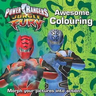 "Disney Party Bag 4 Pack: ""Power Rangers"" (Paperback)"