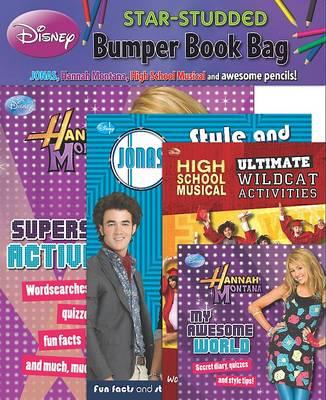 Disney Bumper Book Bag: Mixed Tween (Paperback)