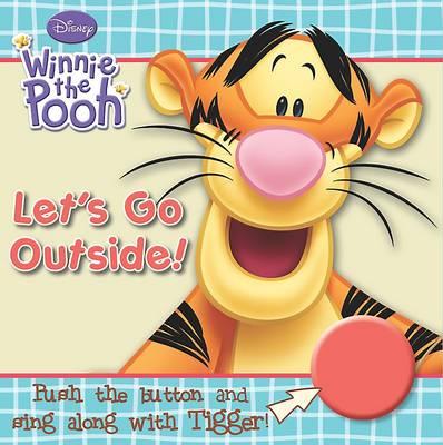 "Disney Single Sound Board Book: ""Winnie the Pooh"" (Board book)"