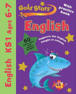 Gold Stars Pack (workbook and Practice Book): English 6-7 - Gold Stars S. (Paperback)