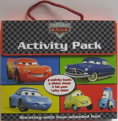 """Disney Boxset Activity: """"Cars"""""""