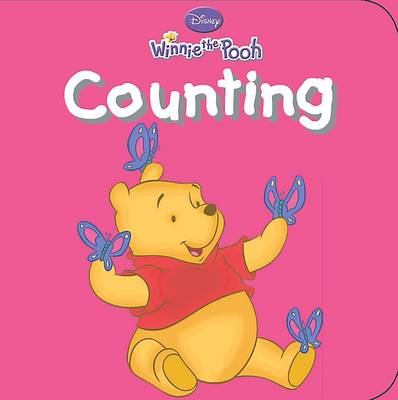 """Disney """"Winnie the Pooh"""": Counting (Board book)"""