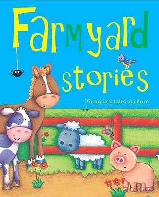 Treasury: Farm Yard Stories (Hardback)