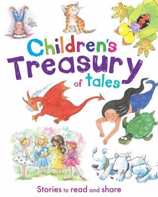 A Children's Treasury of Tales (Hardback)