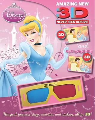 Disney 3d Story and Activity: Princess (Paperback)