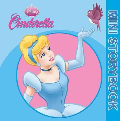 """Disney Mini Storybooks: """"Cinderella"""" (Hardback)"""