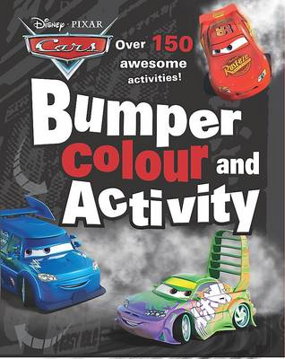 "Disney Bumper Colouring and Activity: ""Cars"" (Paperback)"