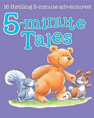 Padded Treasury: Five Minute Tales (Board book)