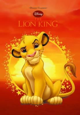 "Disney Diecut Classic: ""Lion King"" (Hardback)"