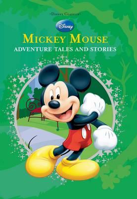 Disney Diecut Classic: Mickey (Hardback)