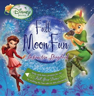 Disney Interactive Pull Tab Pop-up - Fairies (Hardback)
