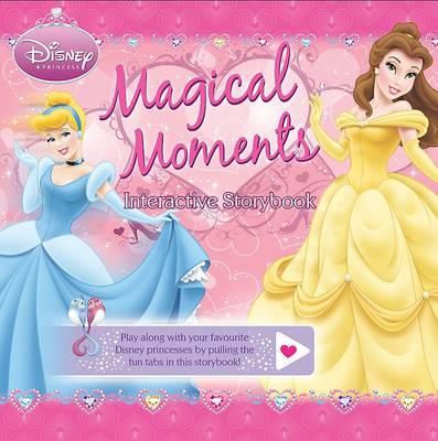 Disney Interactive Pull Tab Pop-up - Princess (Hardback)
