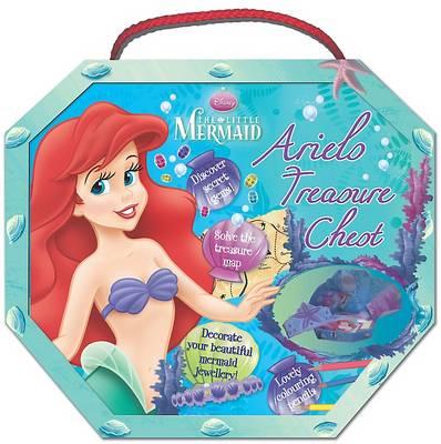 Disney Vanity Case - Ariel (Paperback)
