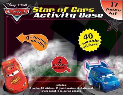 Disney Boxset - Cars: Cars Poster Production Line