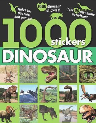 1000 Stickers: 1000 Dinosaur Stickers