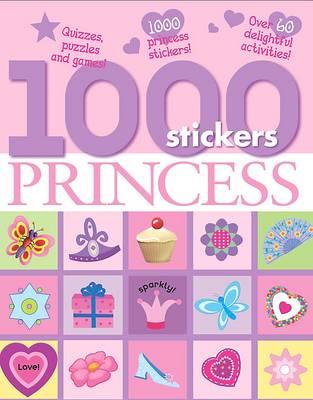 1000 Stickers: 1000 Princess Stickers