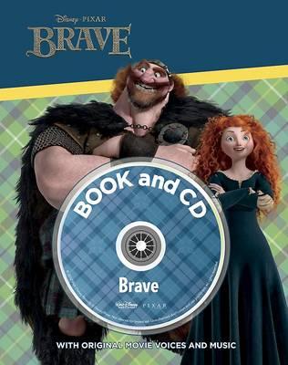 Disney Brave Storybook & CD