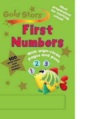 Gold Stars Wipe Clean Workbook: Numbers - Gold Stars S. (Paperback)