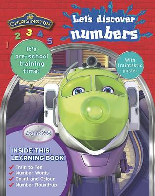 Chuggington - Let's Discover Numbers (Paperback)