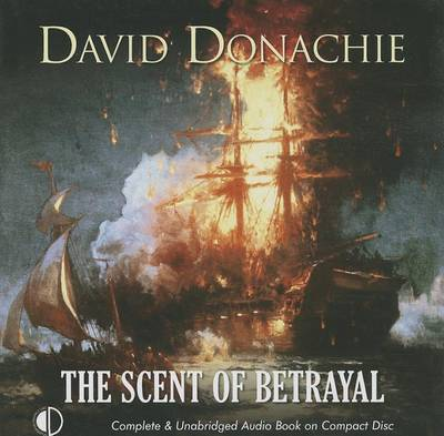 The Scent Of Betrayal (CD-Audio)