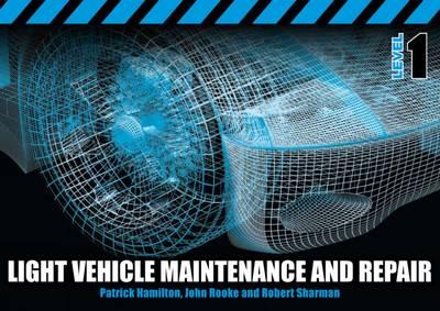 Light Vehicle Maintenance LV.1 (Paperback)