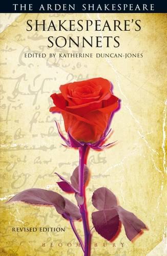 Shakespeare's Sonnets - Arden Shakespeare (Paperback)