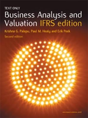 Business Analysis & Valuation Text Only (Paperback)