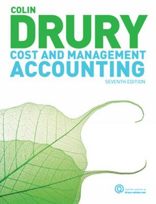 Cost and Management Accounting: An Introduction (Paperback)