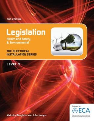 EIS: Legislation Health and Safety & Environmental (Spiral bound)