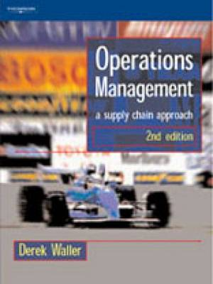 B&W Operations Management: Supply Chain Approach (Paperback)