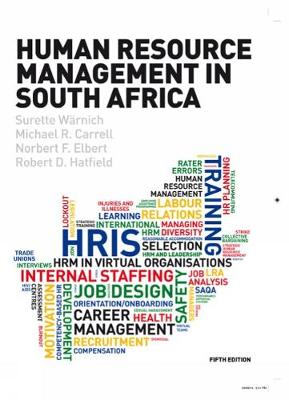 Human Resource Management in South Africa (with CourseMate and eBook Access)