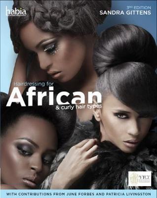 Hairdressing for African and Curly Hair Types from a Cross-Cultural Perspective (Paperback)