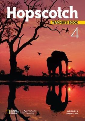 Hopscotch 4: Teacher's Book with Class Audio CD and DVD