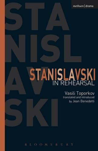 Stanislavski In Rehearsal - Performance Books (Paperback)