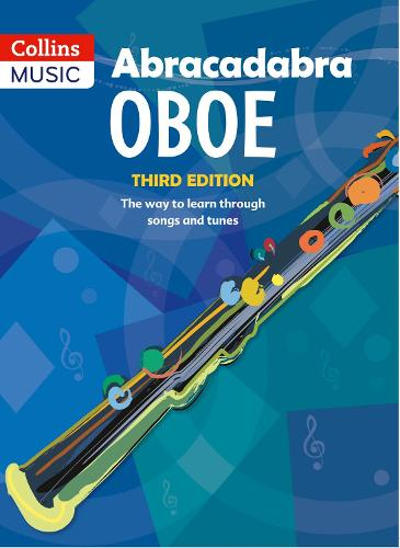 Abracadabra Oboe (Pupil's book): The Way to Learn Through Songs and Tunes - Abracadabra Woodwind (Paperback)