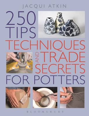 250 Tips, Techniques and Trade Secrets for Potters (Paperback)