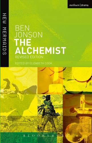 The Alchemist - New Mermaids (Paperback)