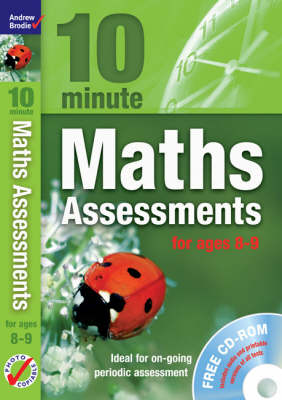 Ten Minute Maths Assessments Ages 8-9 - Maths