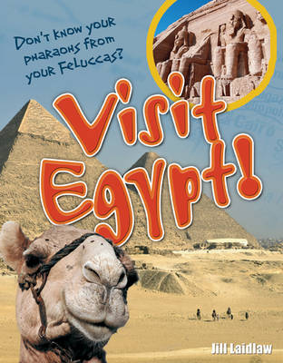 Visit Egypt!: Age 8-9, Above Average Readers - White Wolves Non Fiction (Paperback)