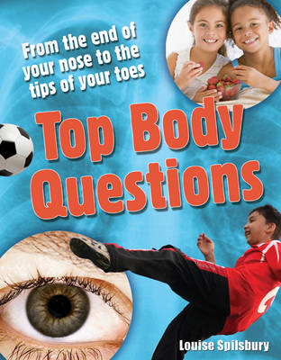 Top Body Questions: Age 8-9, Above Average Readers - White Wolves Non Fiction (Paperback)