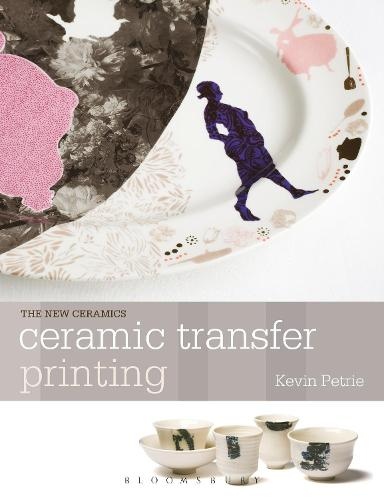Ceramic Transfer Printing - New Ceramics (Paperback)