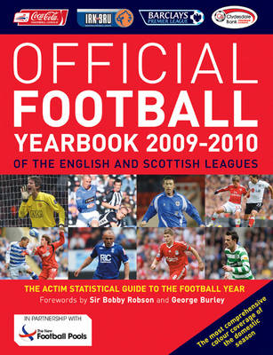 The Official Football Yearbook of the English and Scottish Leagues 2009-2010 2009-2010 (Paperback)